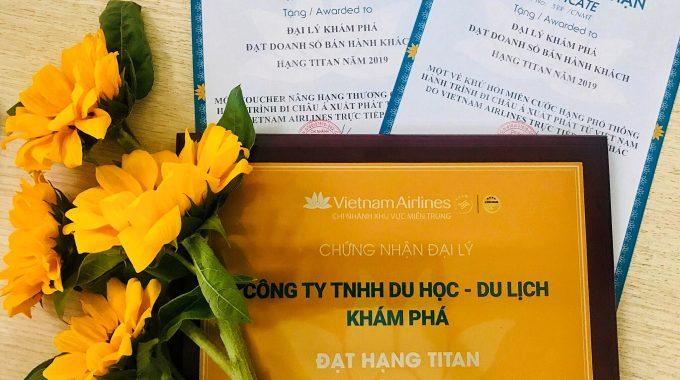 Đặt Muavé Máy Bay Vietnam Airlines Giá Rẻ