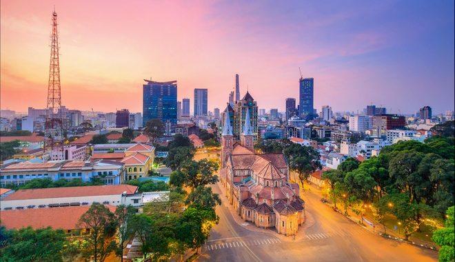Đặt Mua Vé Máy Bay đi Sài Gòn TPHCM Giá Rẻ
