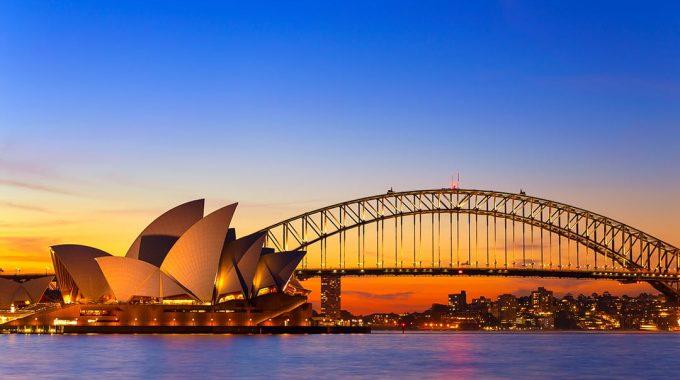 Đặt Vé Máy Bay đi Máy Bay Sydney Giá Rẻ