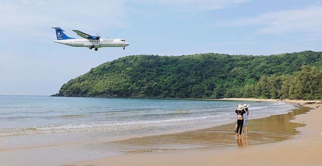 Sân Bay đặc Biệt ở Việt Nam Cho Phép Máy Bay Hạ Cánh Gần Nơi Có Du Khách